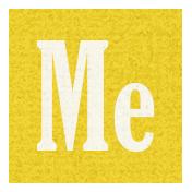 Apple Crisp- Me Word Art