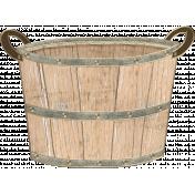 Apple Crisp- Basket Doodle