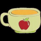 Apple Crisp- Drink Doodle 01
