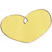 Apple Crisp- Heart Doodle 06