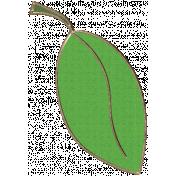 Apple Crisp- Leaf Doodle 05