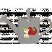 Apple Crisp- Watering Can Doodle