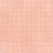 Apple Crisp- Light Pink Dots Paper