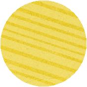 Apple Crisp- Yellow Stripe Brad Disk