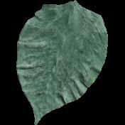 Elegant Autumn- Green Leaf