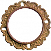 Day of Thanks - Brooch Frame