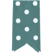 Day of Thanks- Teal Ribbon Flag 02