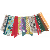 Day of Thanks- Unshadowed Bunting