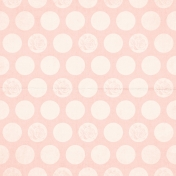 Day of Thanks- Pink Dotted Rose Paper