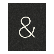 Day of Thanks- Ampersand Word Art