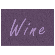 Day of Thanks- Wine Word Art