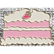 Toolbox Styles Enamel & Metal- Doodle Cake