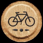 Toolbox Alphabet Bingo Chip Extras- Bicycle Bingo Chip