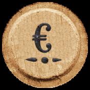 Toolbox Alphabet Bingo Chip Extras- Euro Bingo Chip
