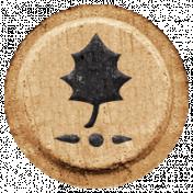 Toolbox Alphabet Bingo Chip Extras- Leaf Bingo Chip 02