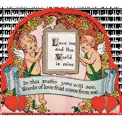 Toolbox Valentines Vintage Kit 2- Valentine 08