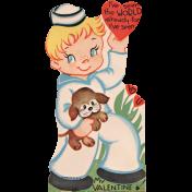 Toolbox Valentines Vintage Kit 2- Valentine 11