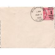 Toolbox Valentines Vintage Kit 3- Envelope