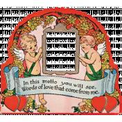 Toolbox Valentines Vintage Kit 3- Valentine 13