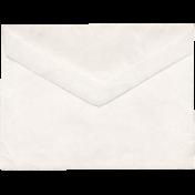 Toolbox Valentines Vintage Kit 4- Envelope