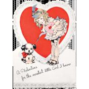 Toolbox Valentines Vintage Kit 4- Valentine 19