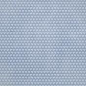 Fresh- Blue Heart Paper