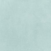 Fresh- Teal Polka Dot Paper
