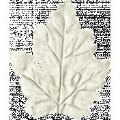 Good Life April 2018- Cream Leaf