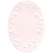 Good Life April 2018- Pink Doily