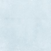 Good Life April 2018- Light Blue Polka Dot Paper