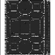 Art Stamp Template 001
