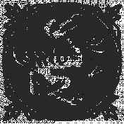 Animal Stamp Template 032