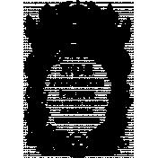 Art Stamp Template 015