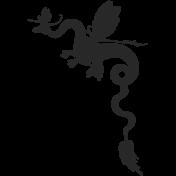 Animal Stamp Template 036