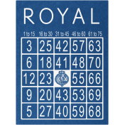 All the Princesses- Royal Bingo Card