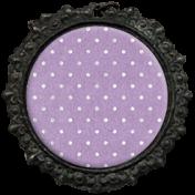 All the Princesses- Purple Dot Brad
