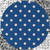 All the Princesses- Blue Dot Brad Disk