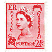 All the Princesses- Postage Stamp