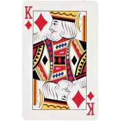 All the Princesses- King Card