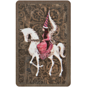 All the Princesses- Princess Card