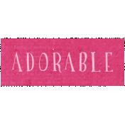 All the Princess - Adorable Word Art