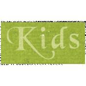 All the Princess- Kids Word Art