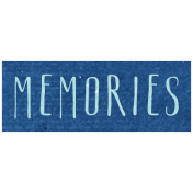 All the Princess- Memories Word Art