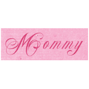 All the Princess- Mommy Word Art