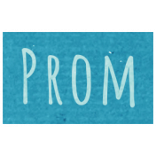 All the Princess- Prom Word Art