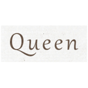 All the Princess- Queen Word Art