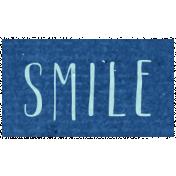 All the Princess- Smile Word Art