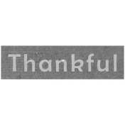 All the Princess- Thankful Word Art