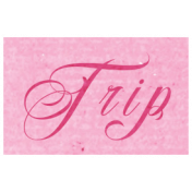 All the Princess- Trip Word Art