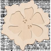 All the Princess- Flower Wood Bit 09
